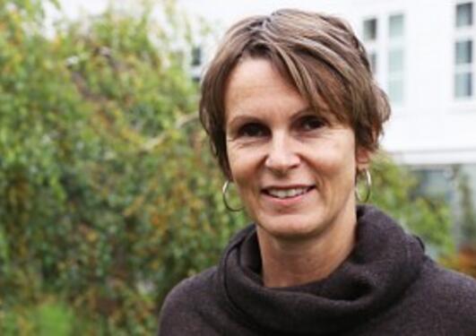 Bildet viser Guri Rørtveit