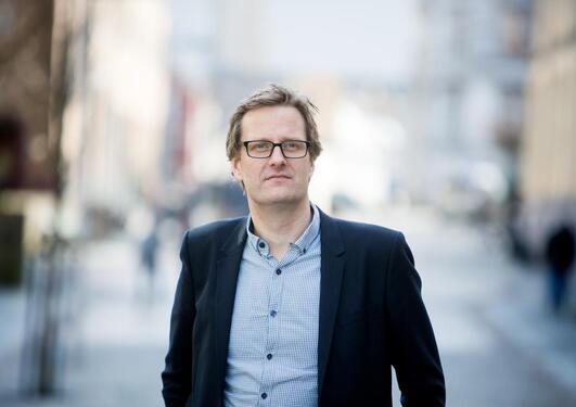Håvard Haarstad, portrait