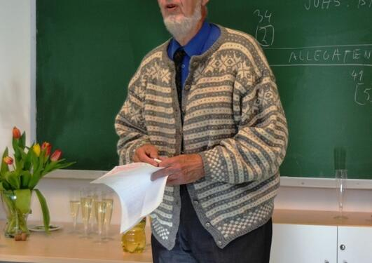 Helge Tverberg