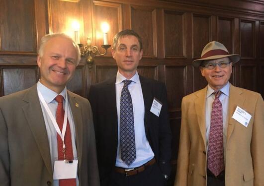 Knut Helland, Michael Greenstone and Richard L. Sandor