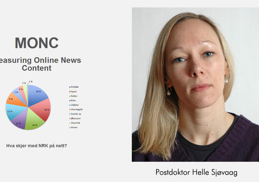 Measuring Online News Content