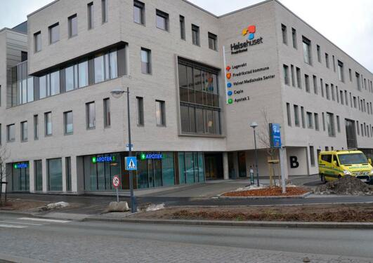 Helsehuset i Fredrikstad