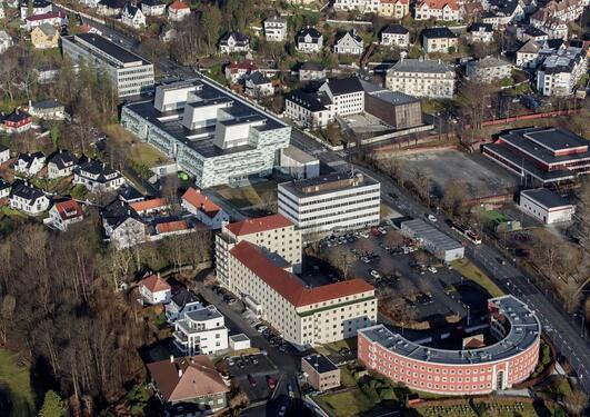 Flyfoto Årstad