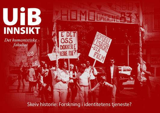 Skeiv historie: Forskning i identitetens tjeneste?