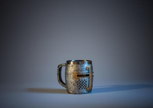 Drikkebeger fra middelalderen