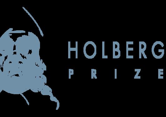 Logo Holbergprisen ENG liggande