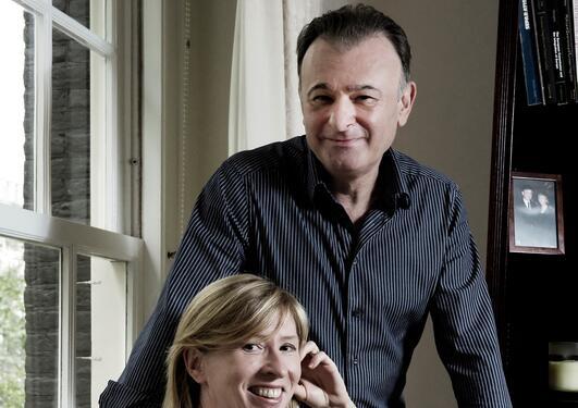 Gary Marks and Liesbet Hooghe