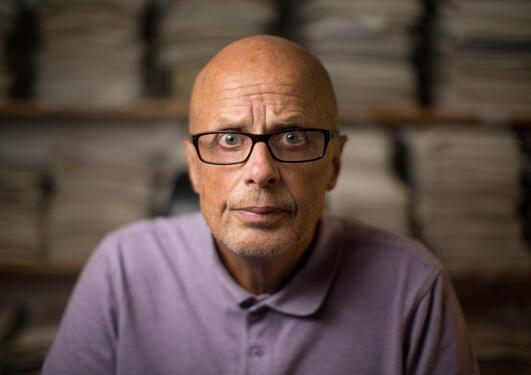 Professor Kenneth Hugdahl, Institutt for biologisk og medisinsk psykologi, Universitetet i Bergen (UiB).