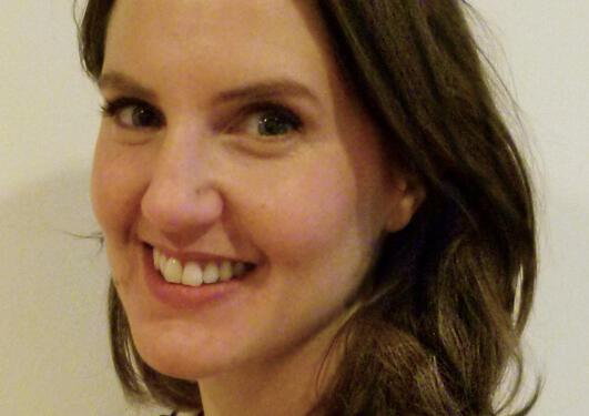 Portrait of Emilia Hugdahl.