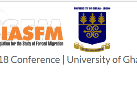 2021 Conference logo International Association for the Study of Forced Migrations