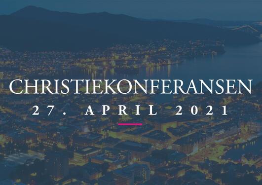 Illustrasjon for Christiekonferansen 2021
