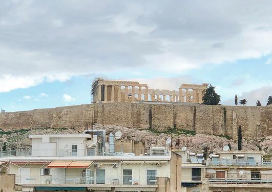 Utsiktsbilde Akropolis