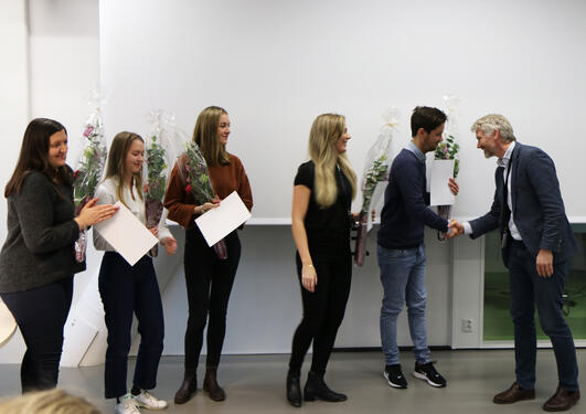 UiB-studenter fikk stipend av TV2