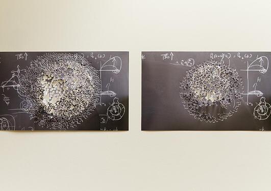 Katrin von Lehmann: Blackboard Drawings