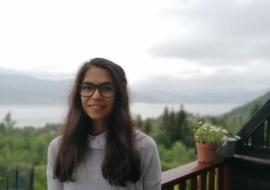 Nadia Skoglund Taki
