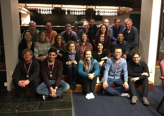 dCod workshop participants