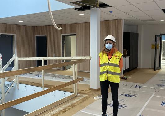 Medisinsk inkubator på UiB