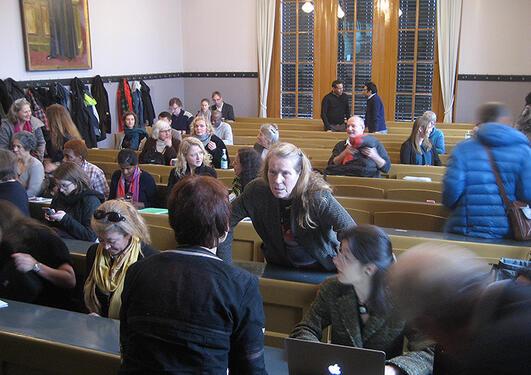 Forum Seminar 12 Jan 2017 Oslo