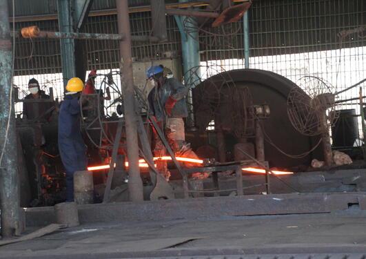 fra smelteverk i tanzania