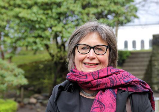 Kari Tove Elvbakken