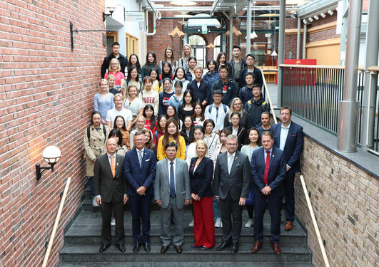 Maritime Bergen Law Summer Programme ved UiB.