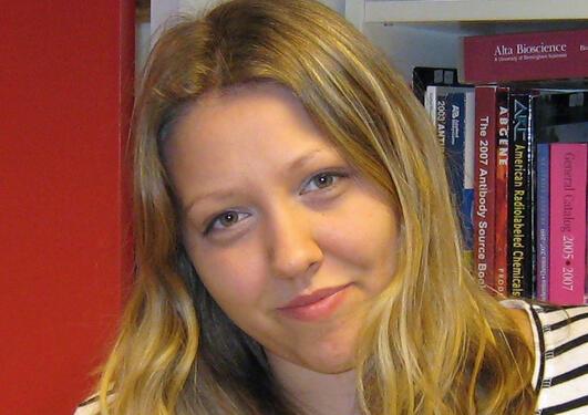 Portrettfoto av Ingvill Tolås