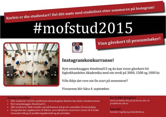 Illustrasjonsfoto instagramkonkurranse