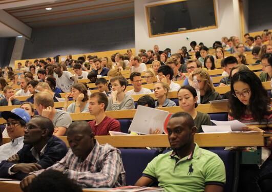 Internasjonale Studenter