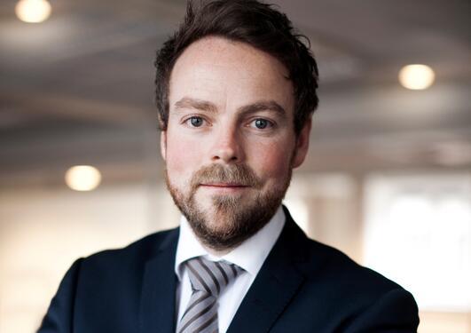 Portrett av kunnskapsminister Torbjørn Røe Isaksen