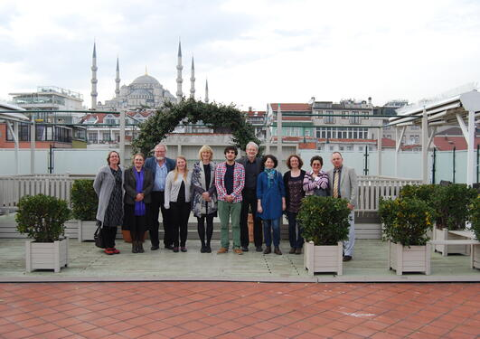 Eurasian Borderlands Workshop in Istanbul