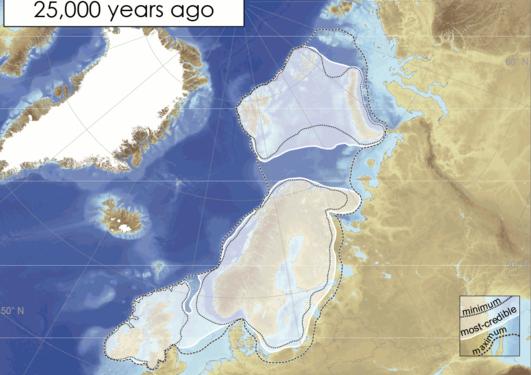 Illustration Ice Age