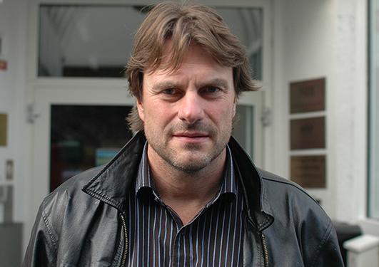 Portrett av Ivar Gaasland