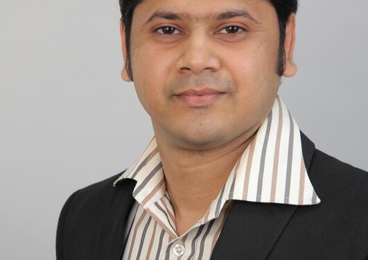 Portrait photo.
