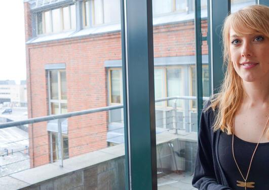 Postdoktor, Maja Janmyr, Det juridiske fakultet