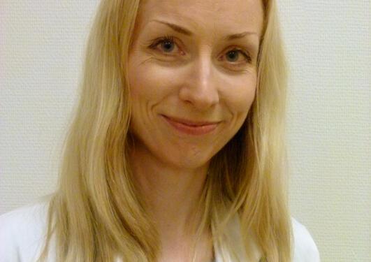 Portrait of Jenny Husby.