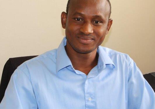 John Akanvariyuei Agandin