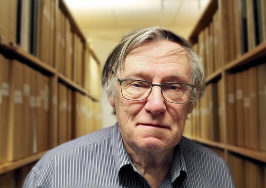 Professor John Birks