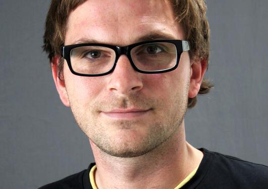 Portrettfoto av Jon Harald Sande Lie