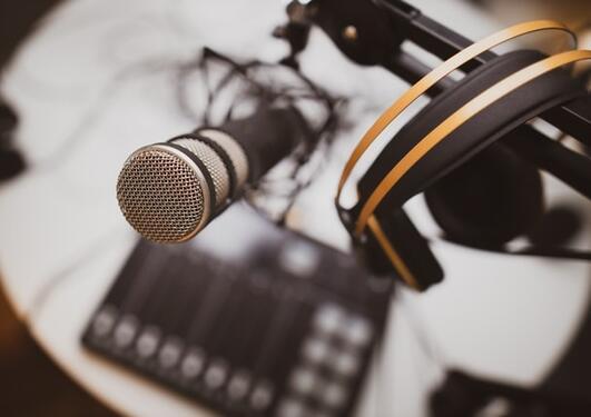 illustrasjon:mikrofon