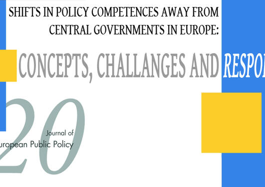 Forside European Public Policy Journal