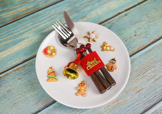 Juletallerken ved UiB blir i år uten kjøtt