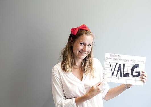 Julie Ane Ødegaard Borge