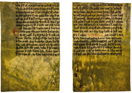 Et fragment fra Karlamagnús saga. NRA 63, 2r