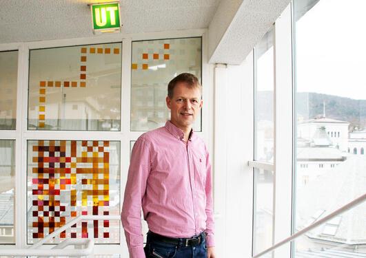 portrait of Kårstein Måseide