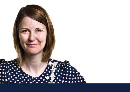 Portrett av Katrine Løken