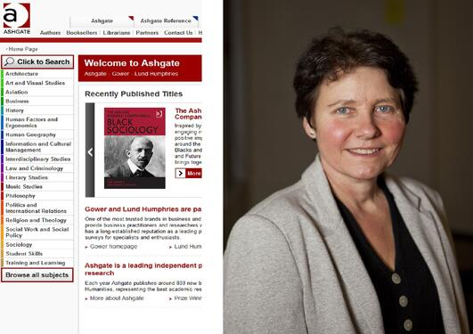 Karen Christensen og Ashgate Forlag
