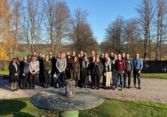 KG Jebsen center for autoimmune disorders at Uppsala