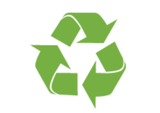 Recycling Green UiB Logo