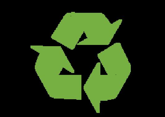 Recycling Green UiB Logo