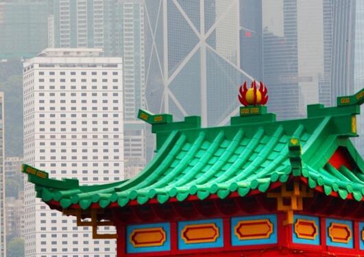 Det gamle og nye Kina